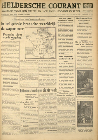 Heldersche Courant 1940-06-26