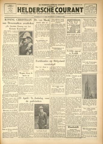 Heldersche Courant 1947-04-21