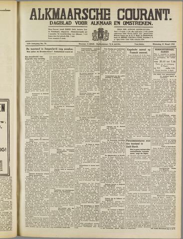 Alkmaarsche Courant 1941-03-31