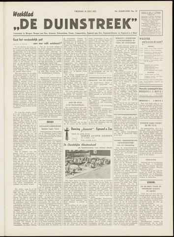 De Duinstreek 1952-07-18