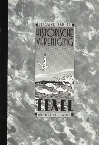 Uitgave Historische Vereniging Texel 1990