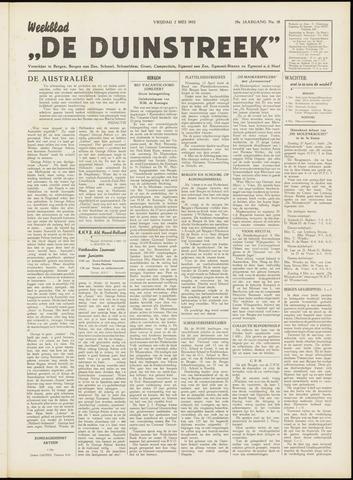 De Duinstreek 1952-05-02