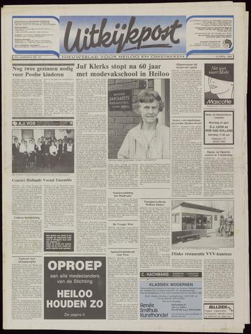 Uitkijkpost : nieuwsblad voor Heiloo e.o. 1992-04-15
