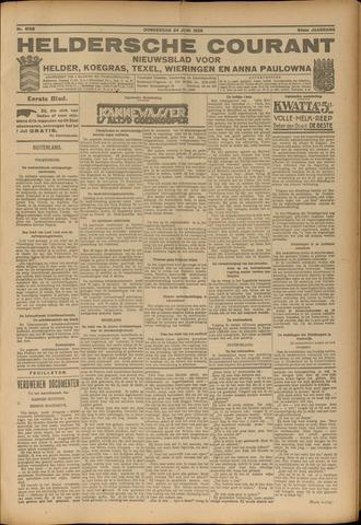 Heldersche Courant 1926-06-24