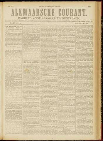Alkmaarsche Courant 1918-11-20