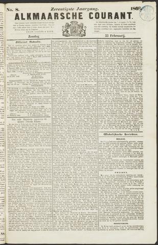 Alkmaarsche Courant 1868-02-23
