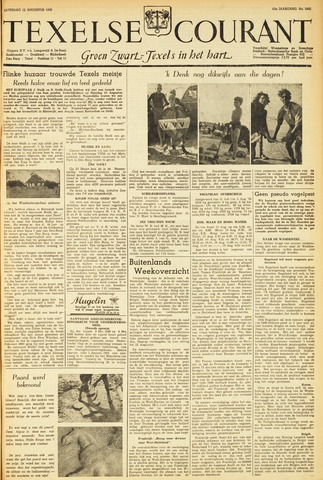 Texelsche Courant 1950-08-12
