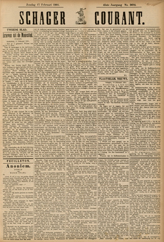 Schager Courant 1901-02-17