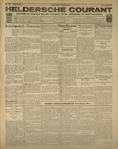 Heldersche Courant 1934-01-18