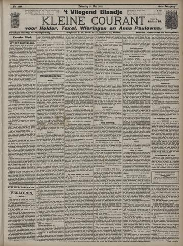 Vliegend blaadje : nieuws- en advertentiebode voor Den Helder 1910-05-21
