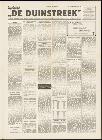 De Duinstreek 1951-05-18