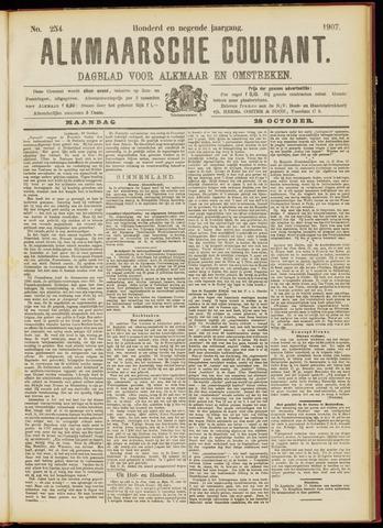 Alkmaarsche Courant 1907-10-28