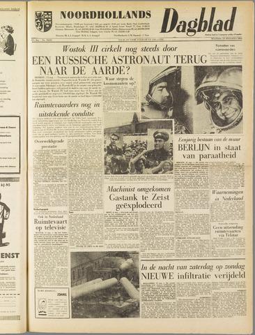 Noordhollands Dagblad : dagblad voor Alkmaar en omgeving 1962-08-13