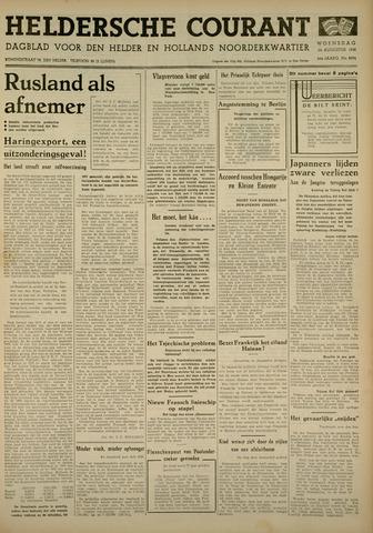 Heldersche Courant 1938-08-24
