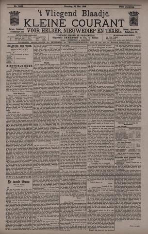 Vliegend blaadje : nieuws- en advertentiebode voor Den Helder 1896-05-30