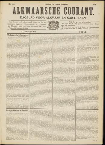 Alkmaarsche Courant 1908-07-16
