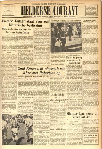 Heldersche Courant 1953-07-23