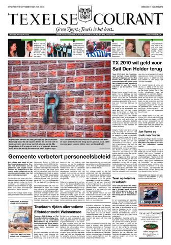 Texelsche Courant 2012-01-31