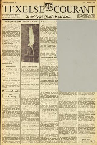 Texelsche Courant 1952-02-06