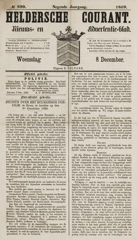 Heldersche Courant 1869-12-08