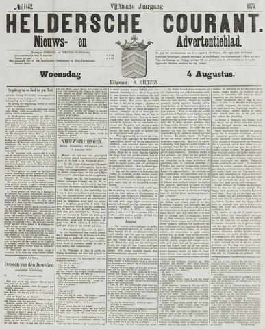 Heldersche Courant 1875-08-04