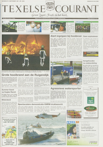 Texelsche Courant 2009-07-28