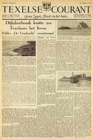 Texelsche Courant 1953-02-04