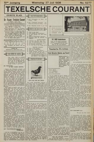 Texelsche Courant 1938-07-27