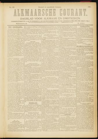 Alkmaarsche Courant 1917-07-11