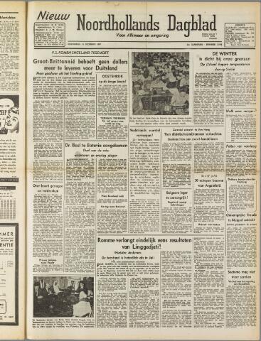 Nieuw Noordhollandsch Dagblad : voor Alkmaar en omgeving 1947-12-18