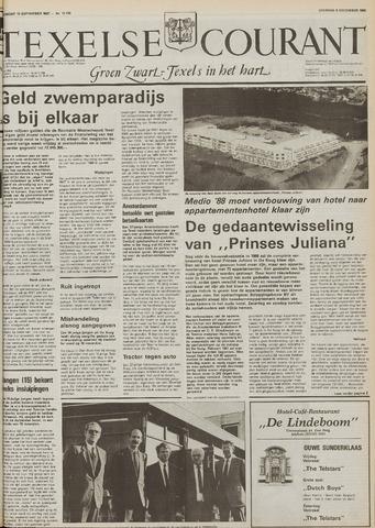 Texelsche Courant 1986-12-09