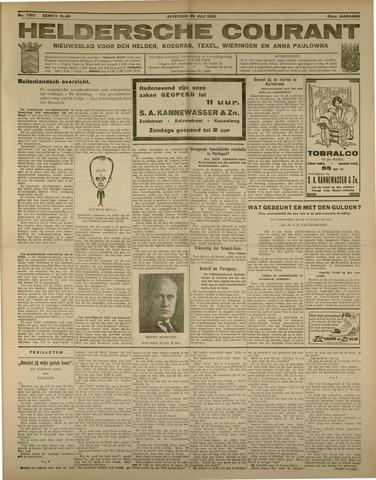 Heldersche Courant 1933-07-29