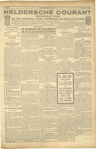 Heldersche Courant 1927-05-25
