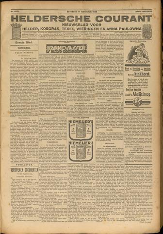 Heldersche Courant 1926-08-14