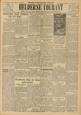 Heldersche Courant 1948-05-01