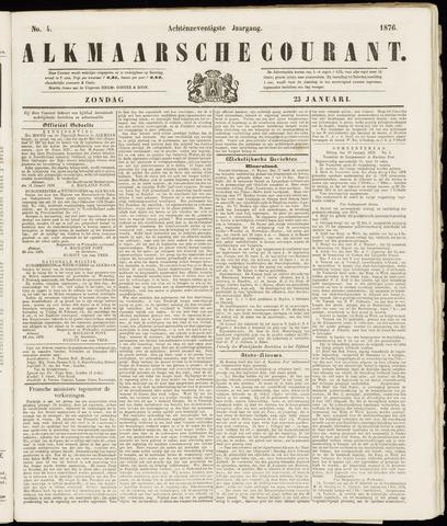 Alkmaarsche Courant 1876-01-23