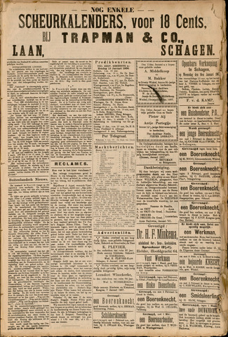 Schager Courant 1907
