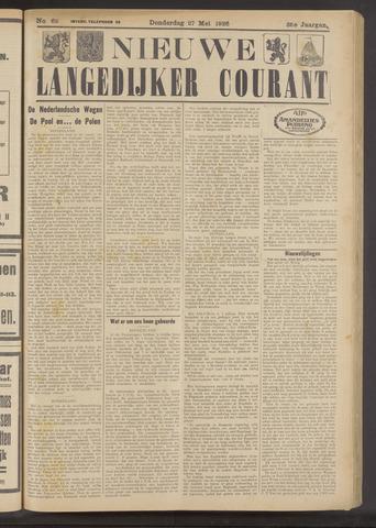 Nieuwe Langedijker Courant 1926-05-27