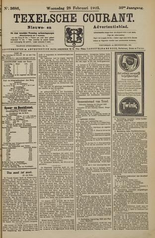 Texelsche Courant 1923-02-28