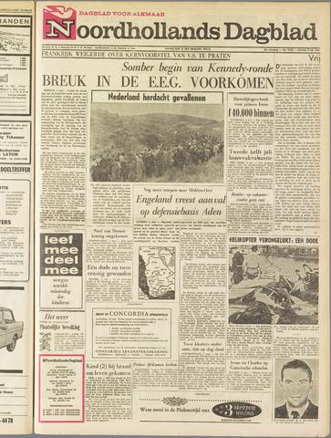 Noordhollands Dagblad : dagblad voor Alkmaar en omgeving 1964-05-05