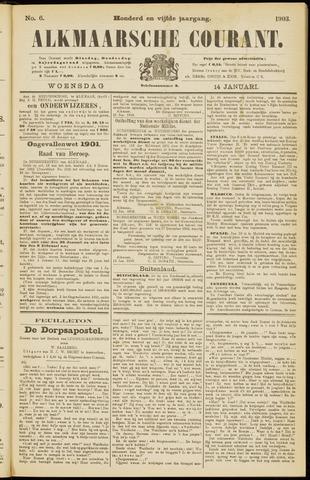 Alkmaarsche Courant 1903-01-14