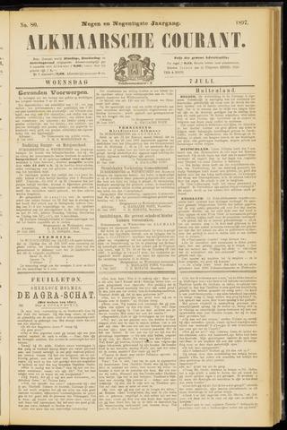 Alkmaarsche Courant 1897-07-07