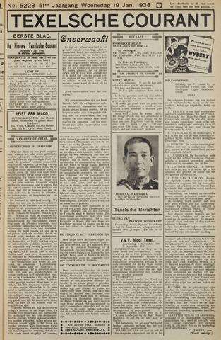 Texelsche Courant 1938-01-19