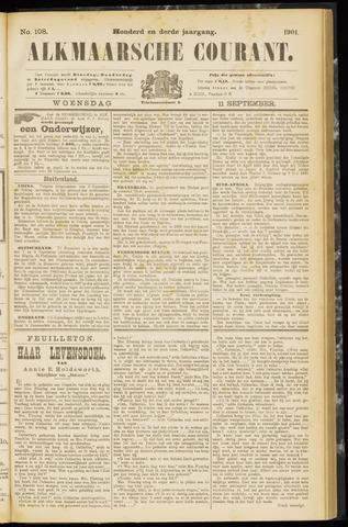 Alkmaarsche Courant 1901-09-11