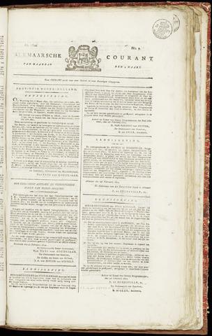 Alkmaarsche Courant 1822-03-04