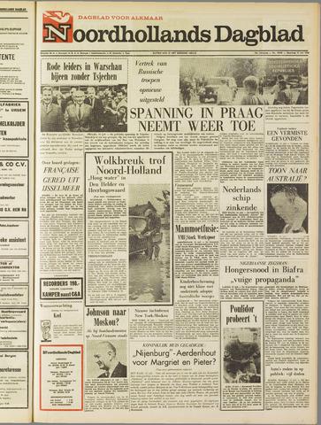 Noordhollands Dagblad : dagblad voor Alkmaar en omgeving 1968-07-15