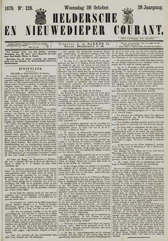 Heldersche en Nieuwedieper Courant 1870-10-26