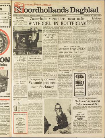 Noordhollands Dagblad : dagblad voor Alkmaar en omgeving 1963-01-26