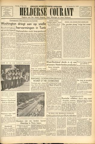 Heldersche Courant 1952-05-17