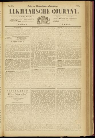 Alkmaarsche Courant 1896-03-27